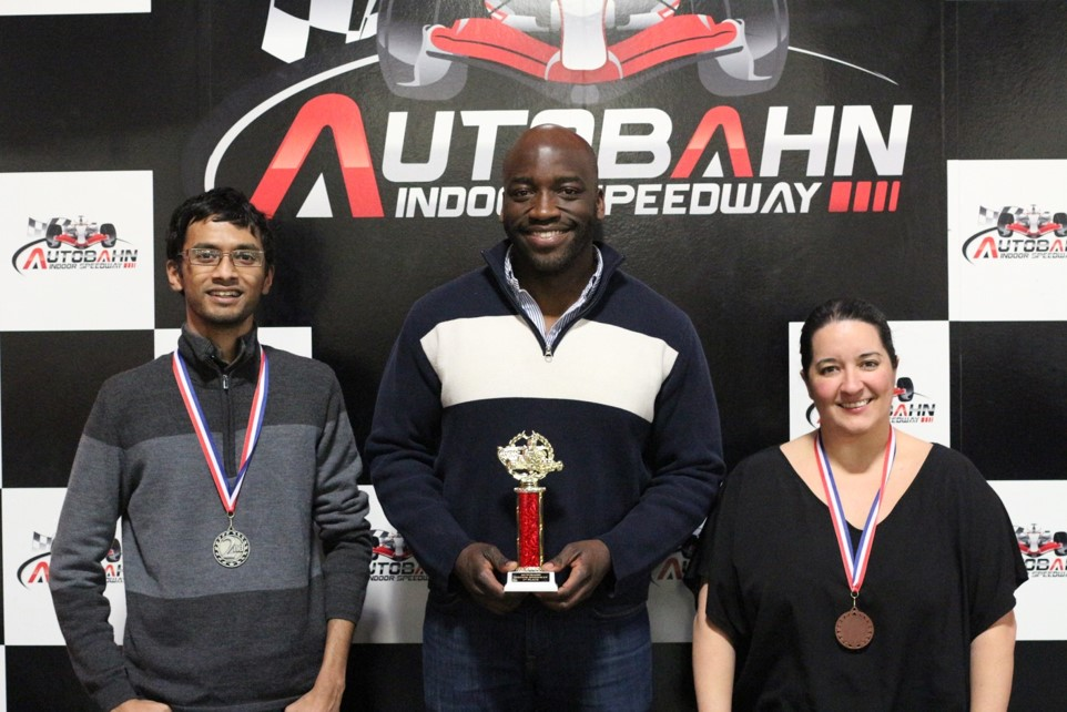 Go-Kart Racing Winners