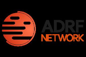 ADRF logo w graphic